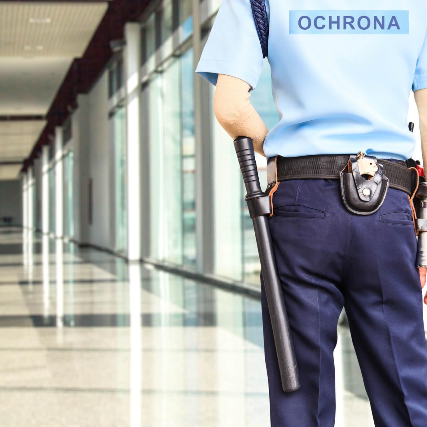 ubezpieczenie OC agencji ochrony
