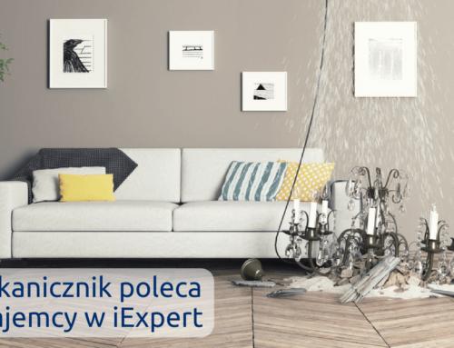 Mieszkanicznik rekomenduje OC najemcy w iExpert