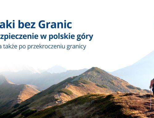PZU Wojażer w górskiej odsłonie: Szlaki bez Granic