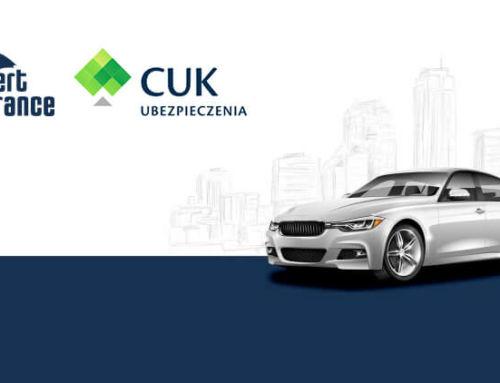 iExpert rozszerzył ofertę o ubezpieczenia komunikacyjne oferowane we współpracy z CUK Ubezpieczenia.
