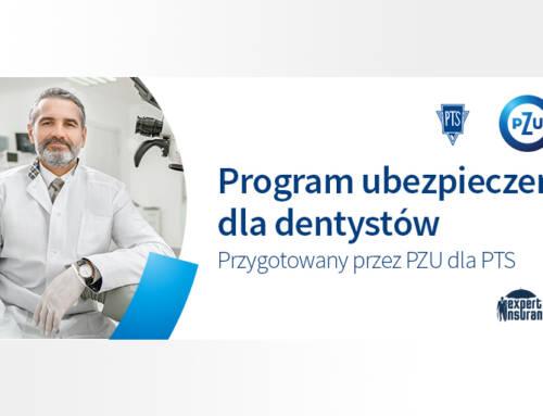 Nowy program ubezpieczeń dla Polskiego Towarzystwa Stomatologicznego