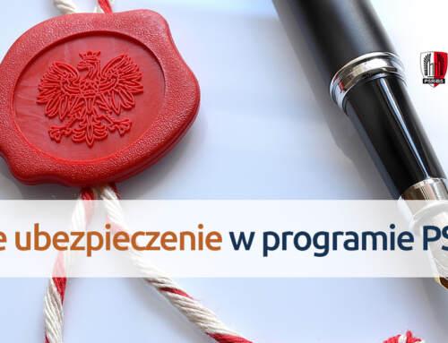 Nowy program ubezpieczeniowy we współpracy z PZU i PSRiBS